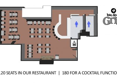 BRG-Restaurant-map